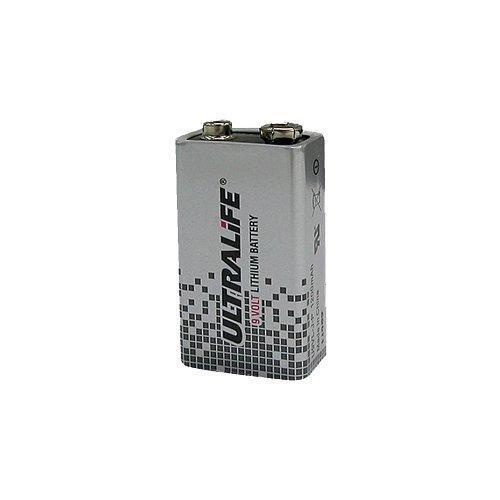 リチウム電池 希少 U9VL セール 特集 9V 1.2Ah 006P形 角型