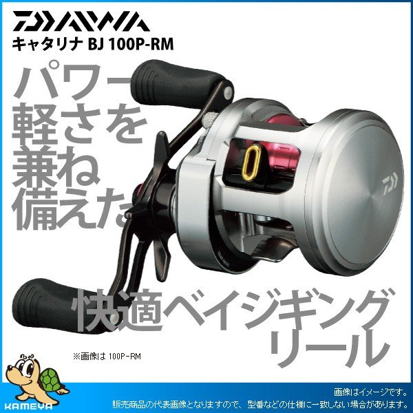 ダイワ '17 キャタリナBJ 100P-RM (G) [90]