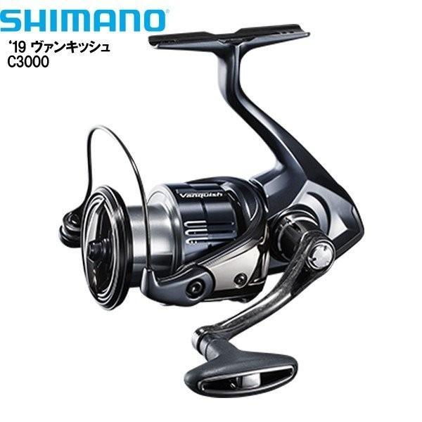 シマノ '19 ヴァンキッシュ C3000 汎用 (G) [90] かめや釣具 - 通販 - PayPayモール
