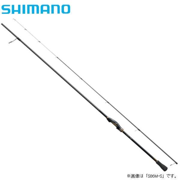 シマノ '18 ソアレ SS S83L-T アジング [90]