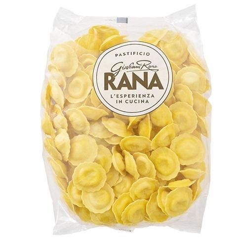 賞味期限2021 全品送料無料 12 14 冷凍 RANA社 ラビオリ 期間限定 黒トリュフ 簡単 ※こちらの商品は5営業日以内の出荷となります イタリア ラーナ パスタ 1kg