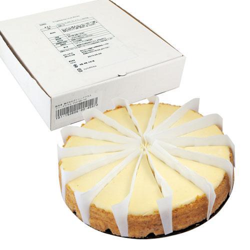 冷凍 ニューヨークチーズ ケーキホール 910g 14ピース NY 永遠の定番 結婚式 クリスマス 入荷予定 バレンタイン お祝い cake 誕生日