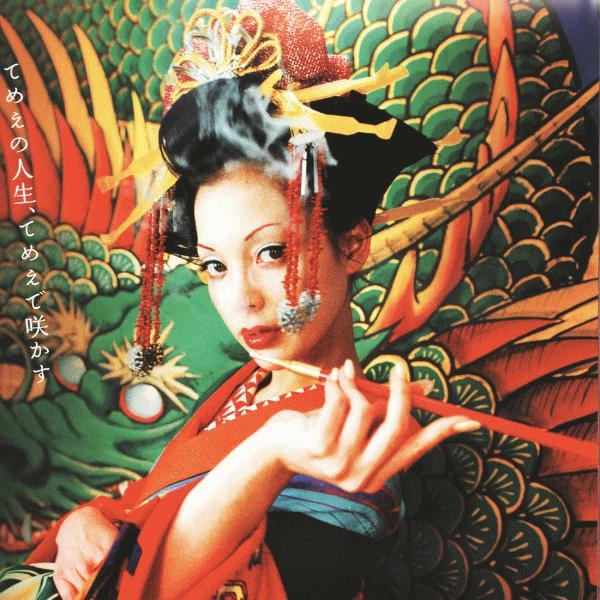 大人の女性のヘアアクセサリ 芳丁(ヘラ型)