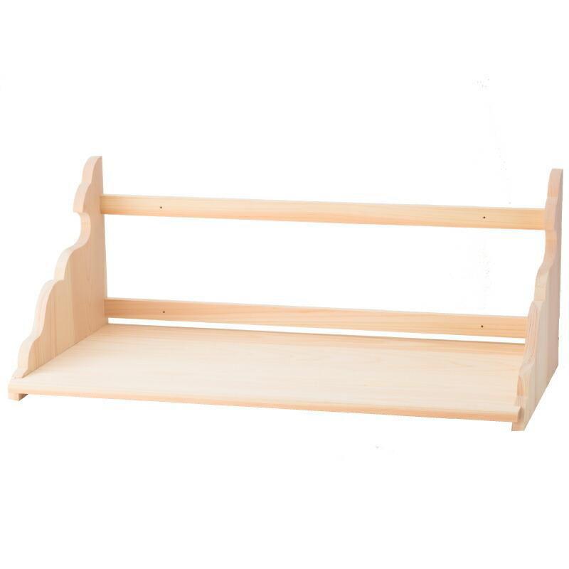 神棚 棚板 大和神棚板 大 幅 ひのき 約76cm 組立品 桧 RSL 高級 定番から日本未入荷