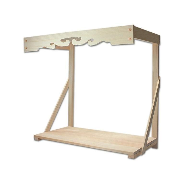 蔵 神棚 棚板 国産 雲板付き神棚用棚板 中 No.4雲 高い素材