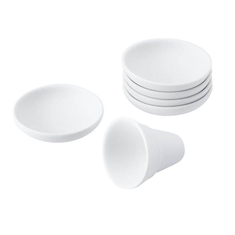 盛塩セット お見舞い 公式 小 盛り塩セット ポイント消化 RSL 素焼き皿5枚付き