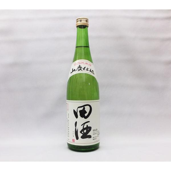田酒 山廃仕込 直輸入品激安 特別純米酒 2021年2月日付 日本酒 720ml 代引き不可