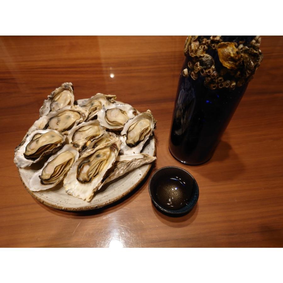 牡蠣と共に育つ酒2021(純米吟醸海中熟成酒1本+寄島産殻付牡蠣約1kg) 【12月下旬頃から蔵出し開始!】|kamikokoro|02