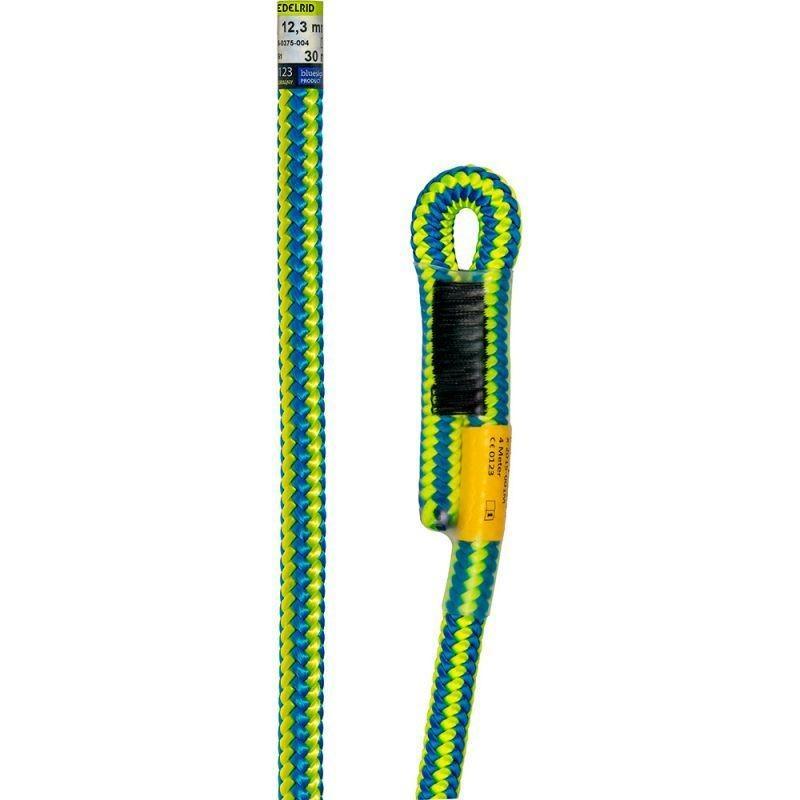 EDELRID エーデルリッド エクスペリエンス セミスタティックロープ 12.3 mm 40m