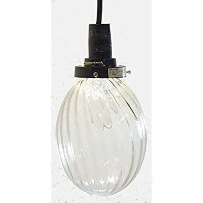 東京メタル工業 ガラスペンダント OC-1LE LED電球使用 クリア色 クリア色 クリア色 735
