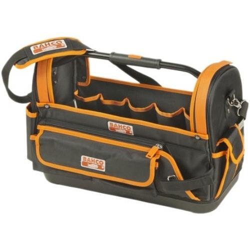 BAHCO 工具バッグ 工具バッグ 工具バッグ ファスナー ポリエステル 4750FB1-19A 142