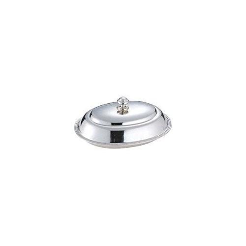 三宝産業 サービングカトラリー シルバー 11吋 バロン 小判エントレーディッシュ 03061300