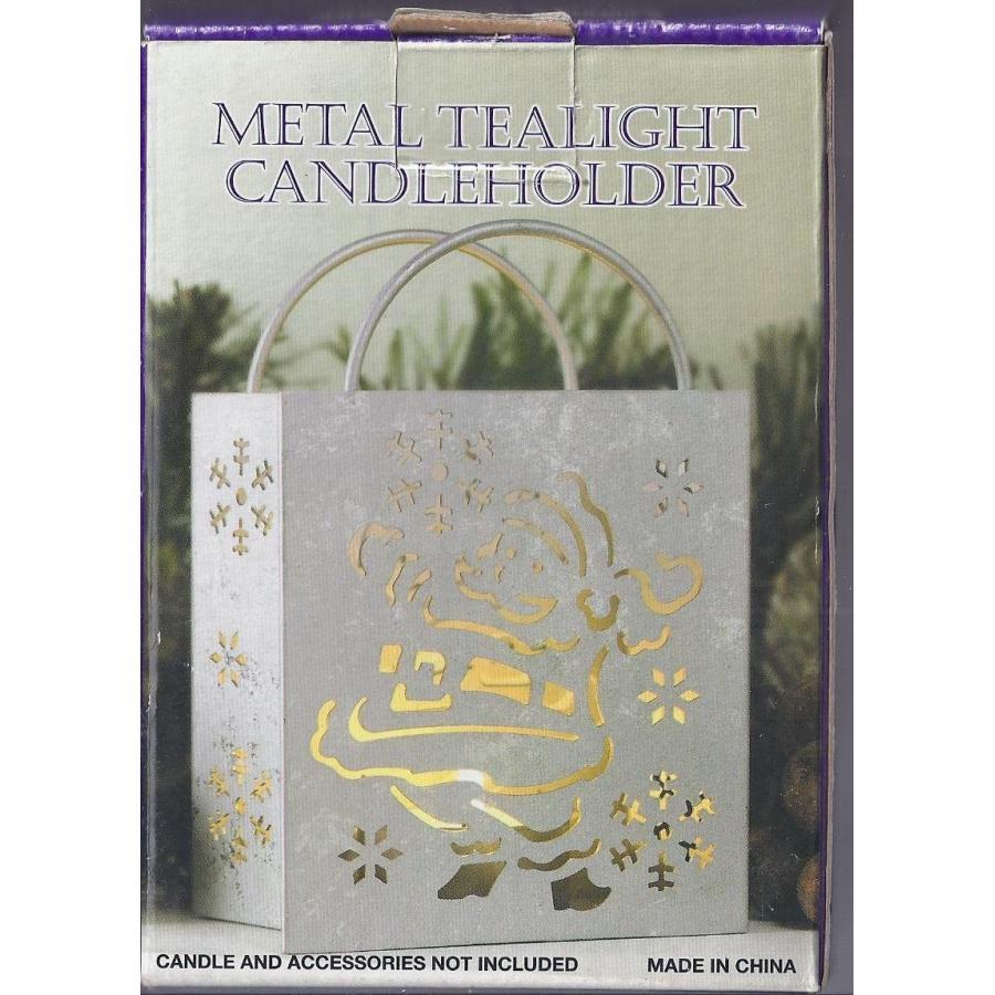 メタルTealight Candleholder