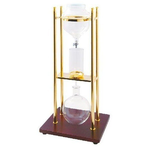 水出しコーヒーメーカー ウォータードリッパー 10人用 ゴールドS