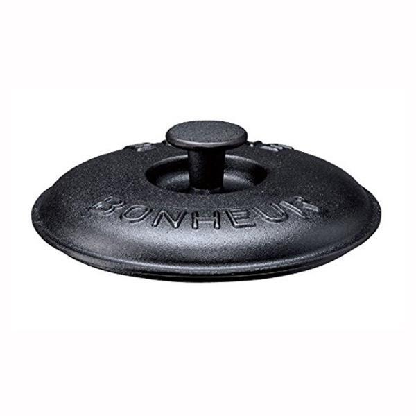 スキレット 15cm IH対応 鉄鋳物製 2点セット 両手鍋/蓋付き 網付きカバーセット|kanaemina|03