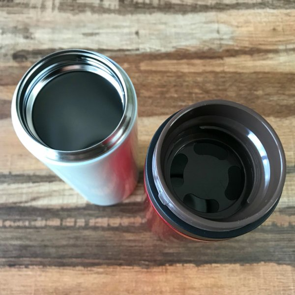 水筒 マグボトル 500ml おしゃれ 保温 保冷 直飲み 軽量 真空二重ステンレス シンプル 軽い|kanaemina|05