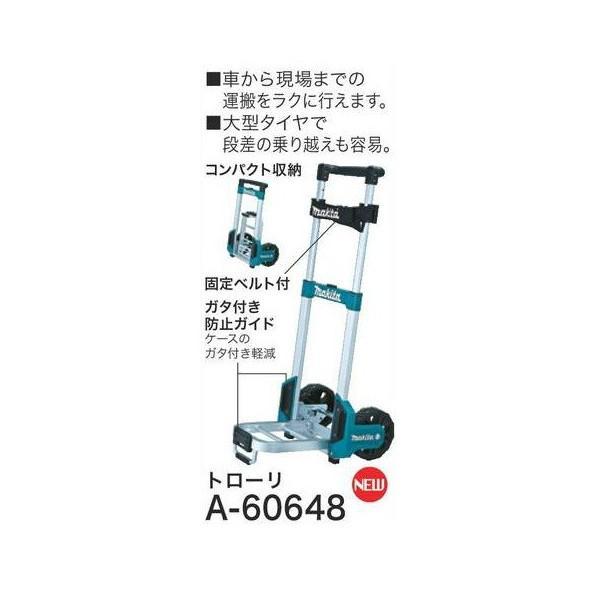 makita【マキタ】マックパック トローリ 固定ベルト付 ガタ付き防止ガイド A-60648 A-60648