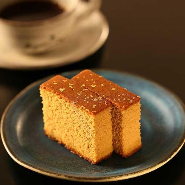 ≪ダートコーヒー≫和三盆金澤珈琲カステラ DWCK-15【ギフト】|kanazawa-honpo|02