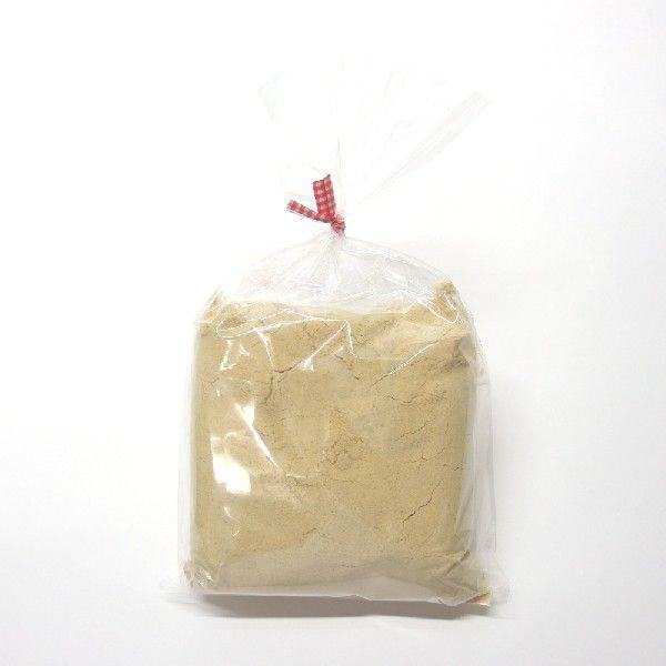 こがし黄な粉 200g砂糖抜き|kanda-fukuoshouten|02