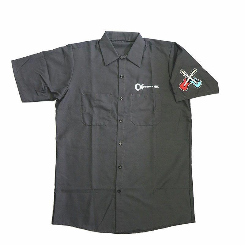 Charvel Patch Work Shirt, Gray, Large _00438-00107818_神田商会オンラインストア - 通販 - Yahoo!ショッピング