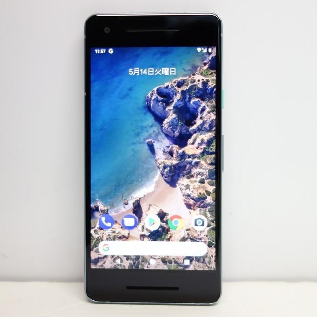 Google Pixel 2 64GB G011A SIMフリー ブルー SIMフリー 高画質なカメラ★|kandadenki
