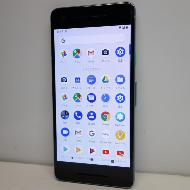 Google Pixel 2 64GB G011A SIMフリー ブルー SIMフリー 高画質なカメラ★|kandadenki|02
