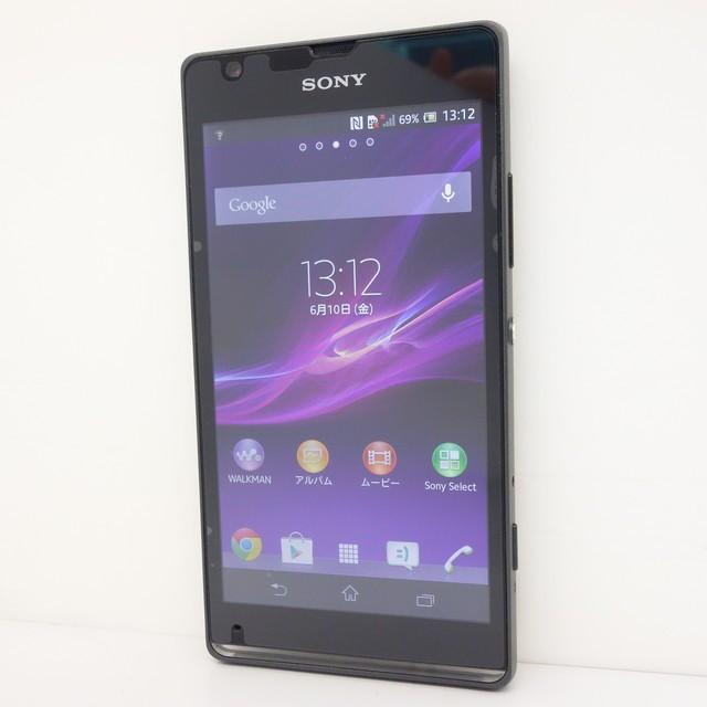 SONY Xperia SP C5303 SIMフリースマホ Black★|kandadenki