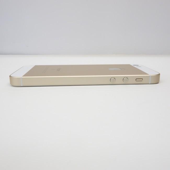 iPhone SE 16GB A1662 SIMフリー 格安SIM利用可 ゴールド ★ kandadenki 05
