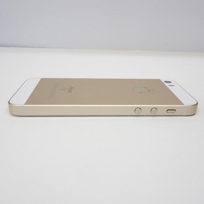 iPhone SE 16GB A1662 SIMフリー 格安SIM利用可 ゴールド ★ kandadenki 06