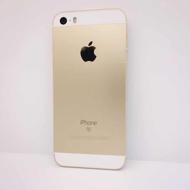 iPhone SE 64GB A1662 SIMフリー 格安SIM利用可  ゴールド  ★|kandadenki|03