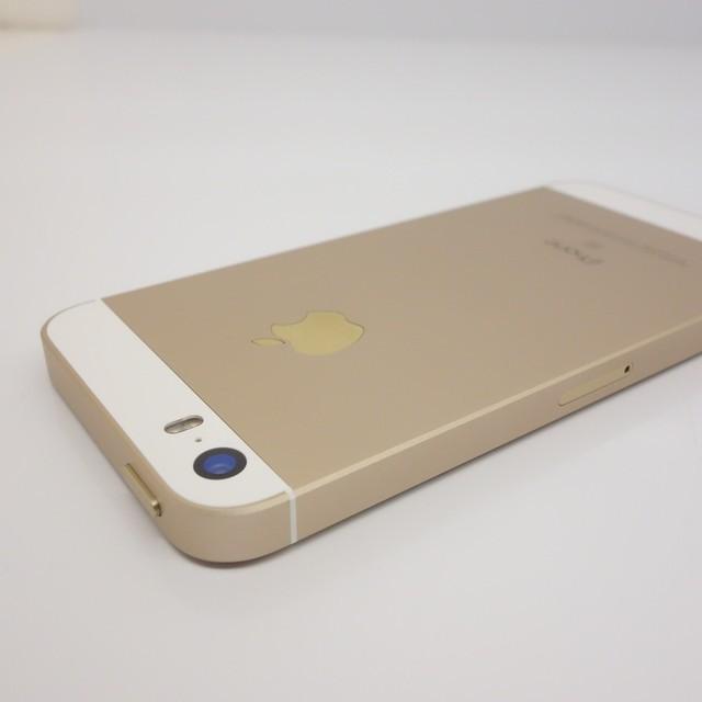 iPhone SE 64GB A1662 SIMフリー 格安SIM利用可  ゴールド  ★|kandadenki|05