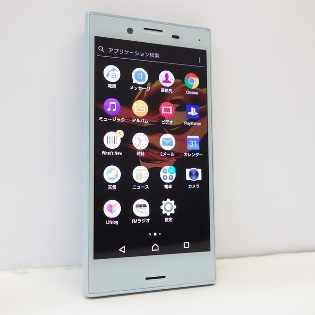 Sony Xperia X Compact ★F5321★ 4G LTE SIMフリー★ミストブルー★|kandadenki|02