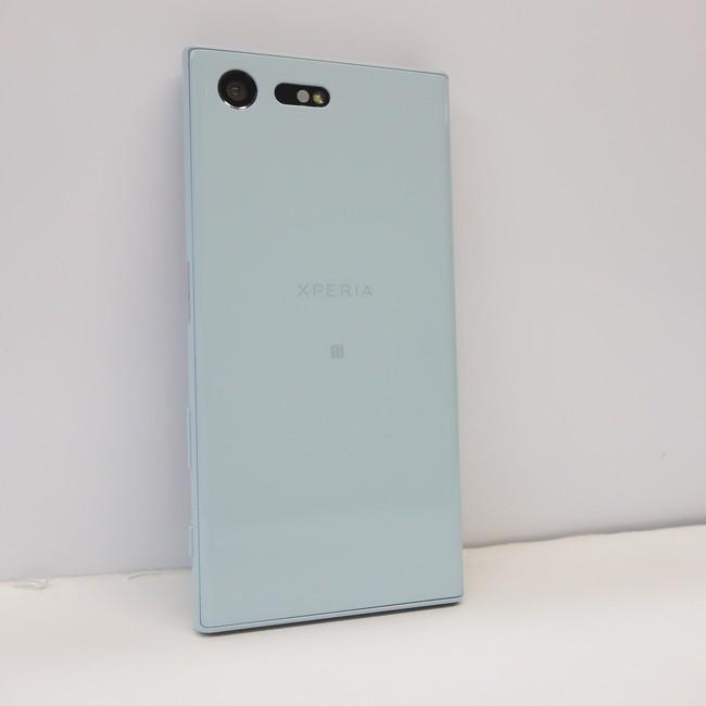 Sony Xperia X Compact ★F5321★ 4G LTE SIMフリー★ミストブルー★|kandadenki|03