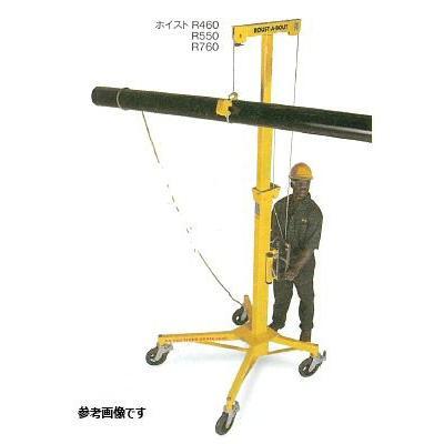 アサダ ワイヤ式ホイスト R460 S780300