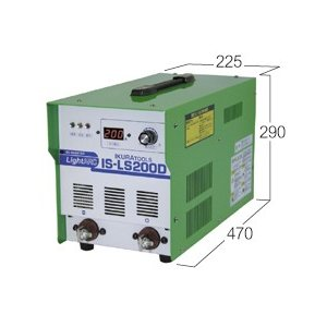 育良精機 IS-LS200D ライトアーク