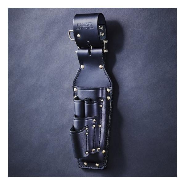 ニックス KB-505PDX チェーン式/圧着ペンチ・ハンドプレスポンプライヤー・ペンチ・通信用ニッパ・ドライバーホルダー