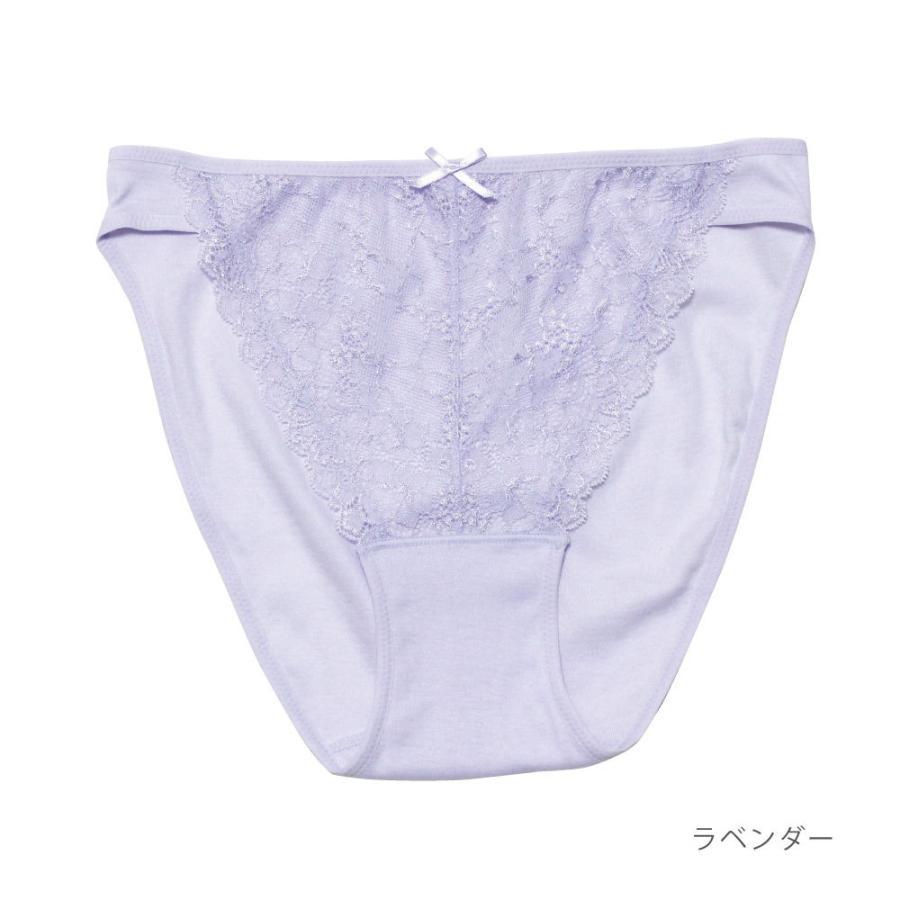 ふんどしショーツ レディース 女性用  綿100% コットン 深履き S M L LL 3L  締め付けない ふんどしパンツ シーピース ショーツ フローラ kandume-com 08