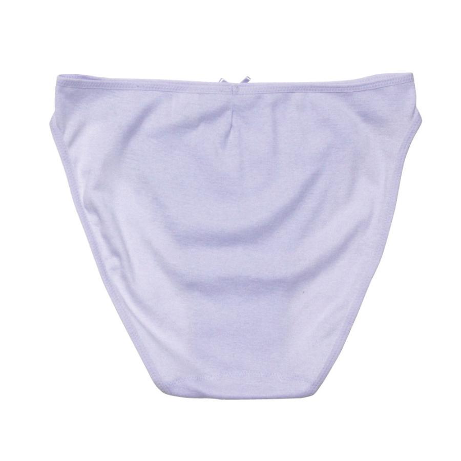 ふんどしショーツ レディース 女性用  綿100% コットン 深履き S M L LL 3L  締め付けない ふんどしパンツ シーピース ショーツ フローラ kandume-com 09