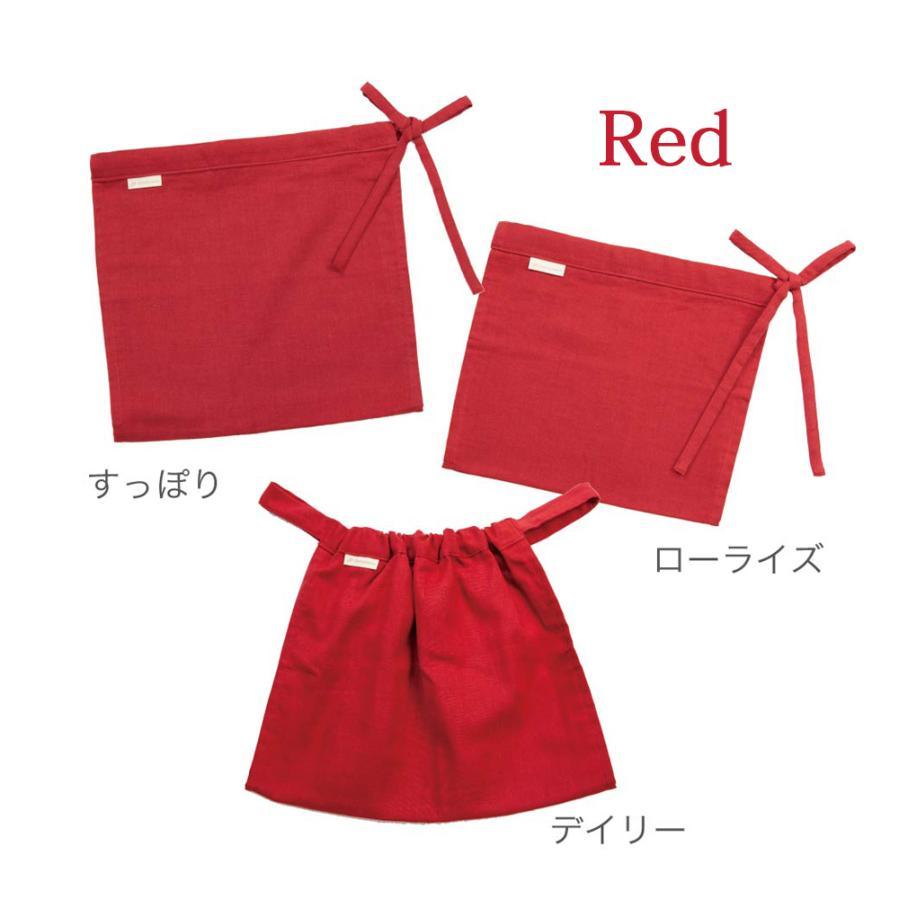 ふんどしパンツ 単色カラー レディース 女性用 綿100% ローライズ すっぽり(深履き)デイリー もっこふんどし 締め付けない カンジダ kandume-com 14