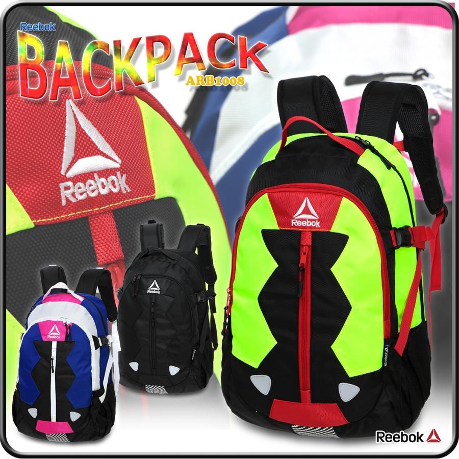 リュックサック 大容量リュック スポーツリュック バックパック 男女兼用リュック リーボック/BACKPACK ARB1008