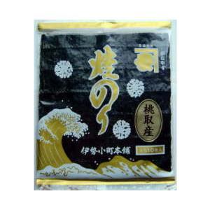 焼海苔 桃取産 板のり10枚入|kaneyasu