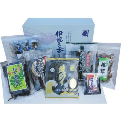 乾物バラエティセット 伊勢の香り I−50 ギフト 贈答|kaneyasu|02