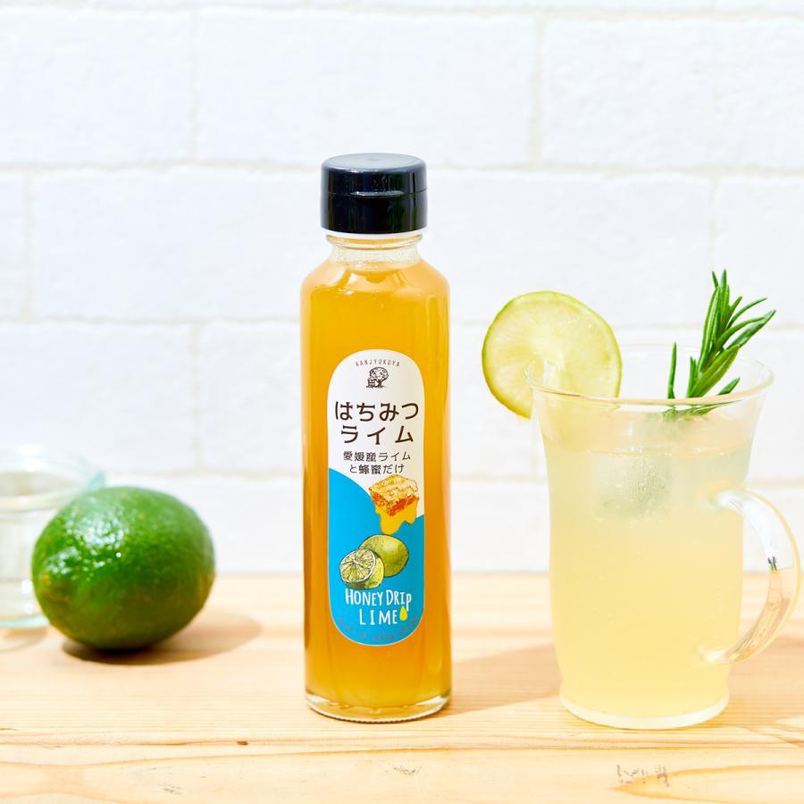 〔ギフト包装込〕はちみつドリップ3本<レモン・ジンジャー・ライム>|kanjyukuya|04