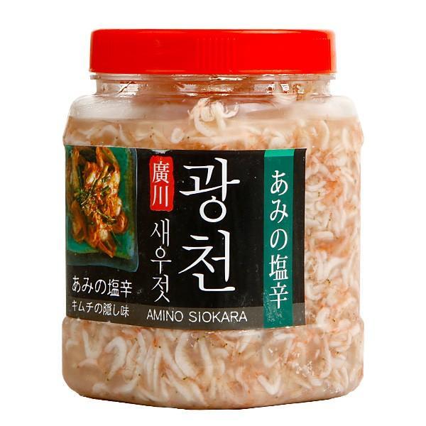 [凍]アミの塩辛1kg(ベトナム産)/塩辛/韓国調味料/韓国食材|kankoku-ichiba