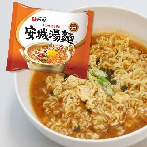 安城湯麺/韓国ラーメン/インスタントラーメン/らーめん kankoku-ichiba 03