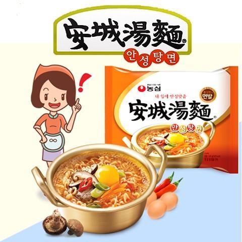 安城湯麺/韓国ラーメン/インスタントラーメン/らーめん kankoku-ichiba 04
