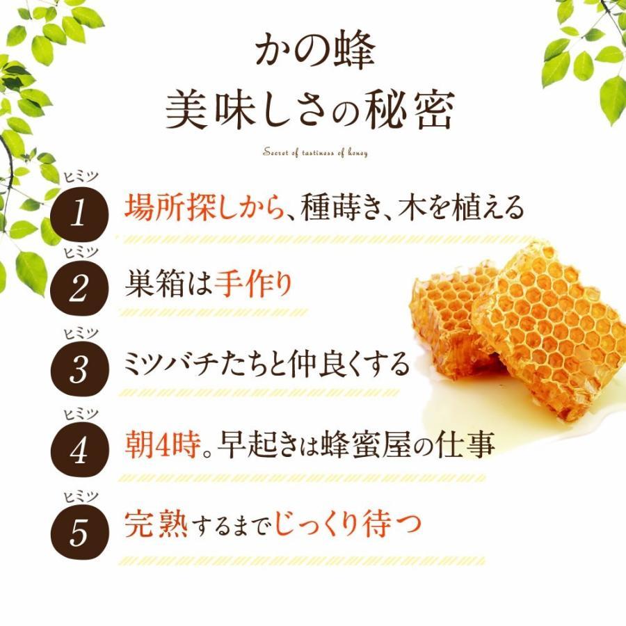 蜂蜜(はちみつ)ハニーお試しセット 送料無料 国産、外国産の純粋蜂蜜30種以上(1つ90g)から5つ選べる お得なはちみつ5点セット 蜂蜜専門店かの蜂 kanohachi 04