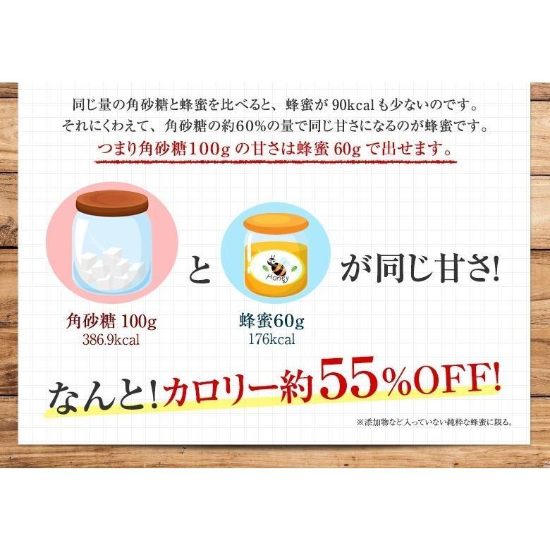 国産 百花はちみつ 国産蜂蜜 1000g はちみつ専門店 かの蜂 kanohachi 12