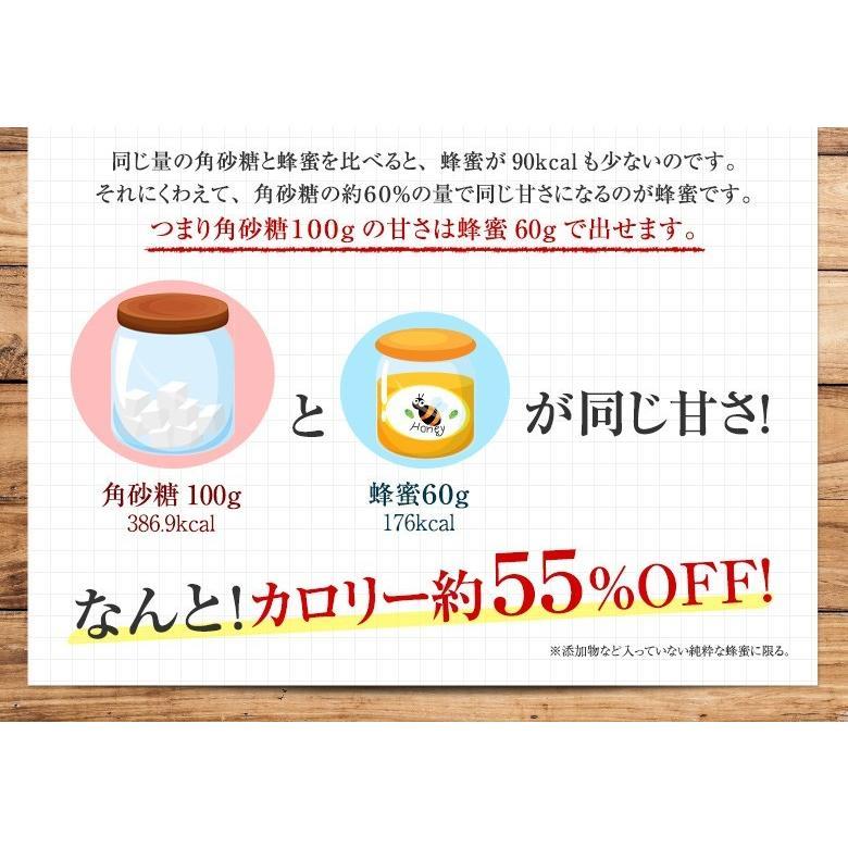 国産 百花はちみつ 国産蜂蜜 とんがり容器 1000g  はちみつ専門店 かの蜂|kanohachi|11