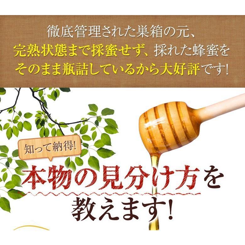 国産 百花はちみつ 国産蜂蜜 とんがり容器 1000g  はちみつ専門店 かの蜂|kanohachi|06